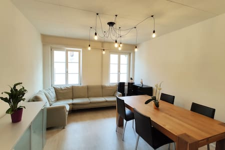 Apartment in the heart of Liestal, near Basel