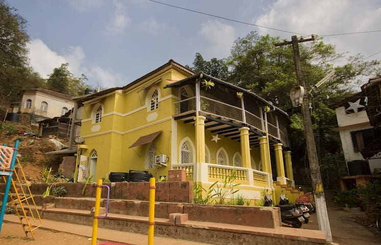 Experience a laid back Goan holiday - Panaji - Bed & Breakfast
