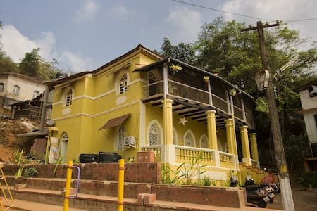 Experience a laid back Goan holiday - Panaji - Szoba reggelivel
