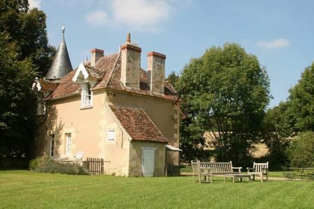 le pavillon du chateau de Prye - La Fermeté - Дом