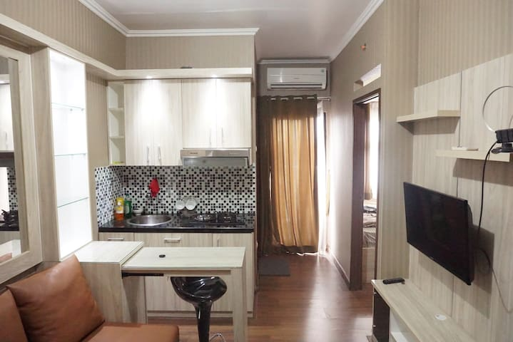 Strategic Apartment in Bekasi City - Bekasi - Daire