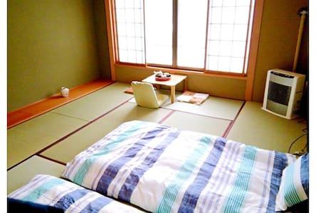 百年梅子树下的房屋:梅の屋A201,一个有高度的房间! - 小樽