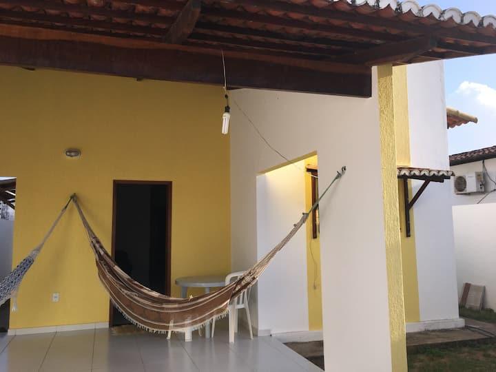 A casa amarela de Cajupiranga