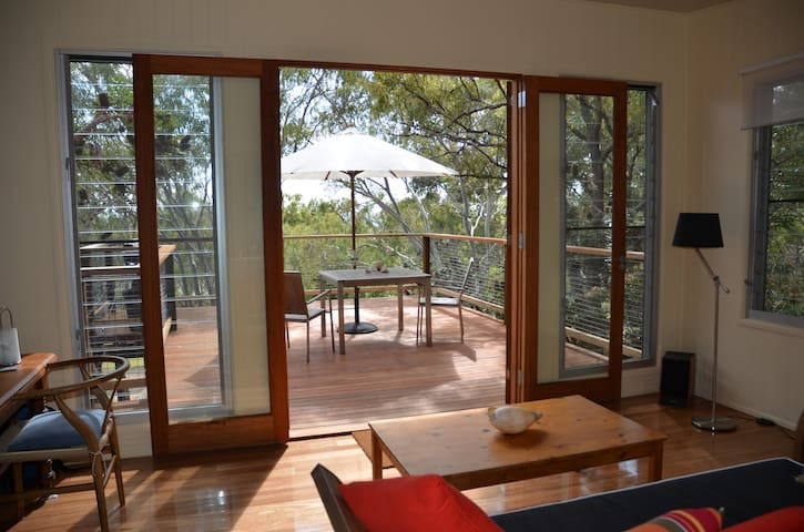 Mia Mia....Chic Romantic Hideaway at Orchid Beach - Fraser Island