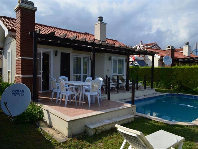 Bungalov Villa - Yaniklar Fethiye - Yanıklar - Bungalow