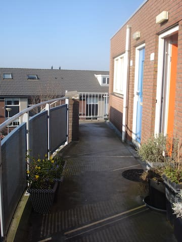 Cosy appartment near sea and city - Uitgeest - Appartement