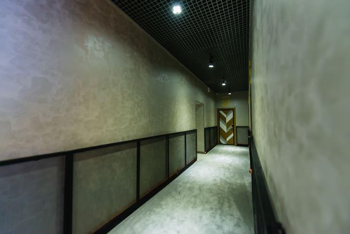 My Hostel Almaty (Double room)