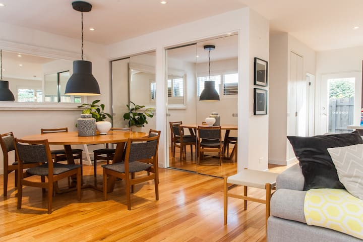 family friendly 3 bedroom home! - West Footscray - Maison