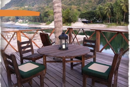 Rhythms on the River, Dominica - Layou - Bed & Breakfast