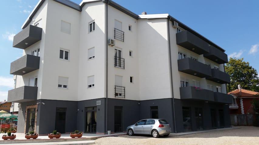 Apartment Bojovic - Nikšić - 公寓