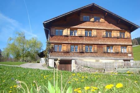 Ferienwohnung 'Alpenblick' - Schwarzenberg - Dom