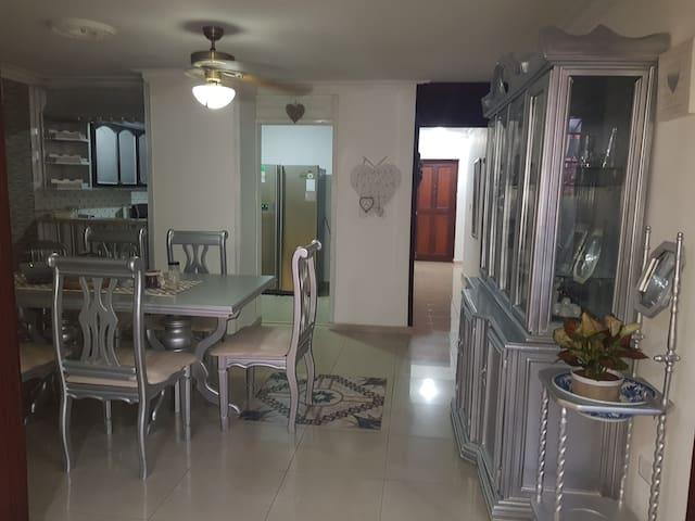 Apartamento espacioso en el Centro de Santo Dgo.