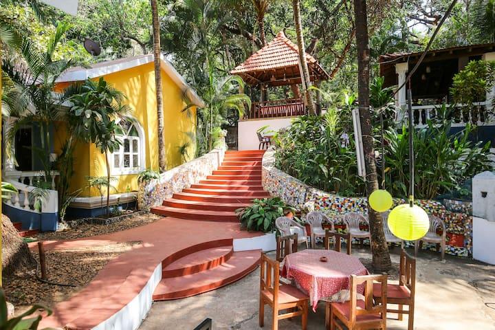Bella Ananda Resort 1 - Pohjois-Goa - Huoneisto