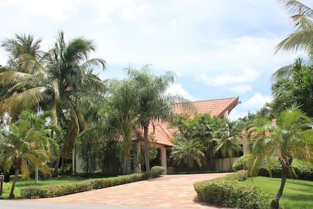 A relaxing villa at Casa de Campo