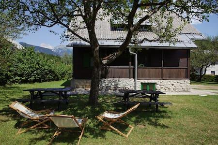 Cottage Suha - Lake Bohinj Slovenia - Ribčev Laz