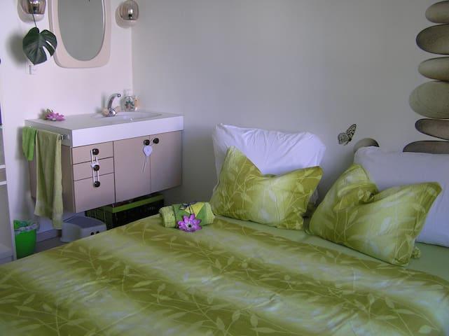 ruhig und doch in der Hauptstadt - Ostermundigen - Bed & Breakfast