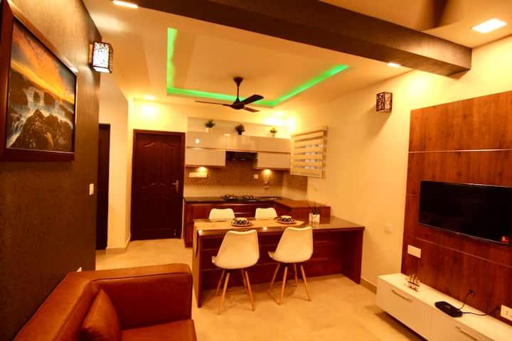 "Green Royale ""Lavender"" Premium Serviced Apartment"