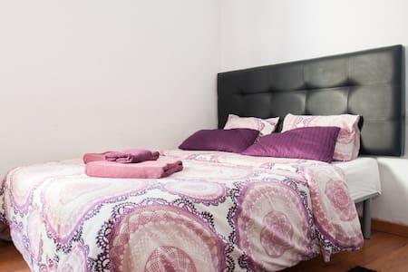 COZY DOUBLE ROOM - Barcelona - Apartment