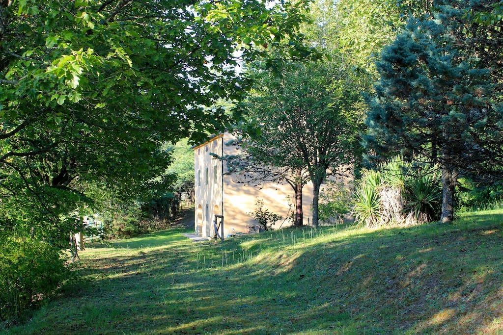 villa vista parco