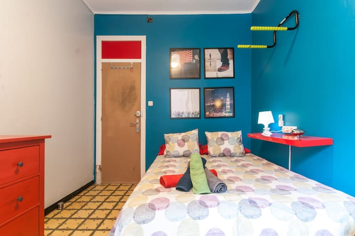 Gorgeous bedroom in Plaza España