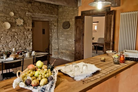 B&B in nature, a romantic loft - Carpineti