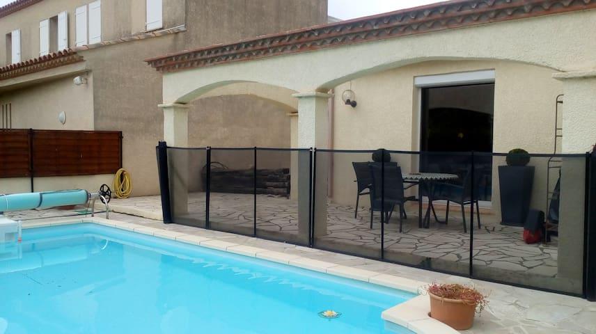 piscine sécurisée