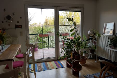 Nice apartment with balcony outside Vienna