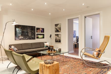 A Designer's West-End 2-Bed Apartment - Toronto - Apartment