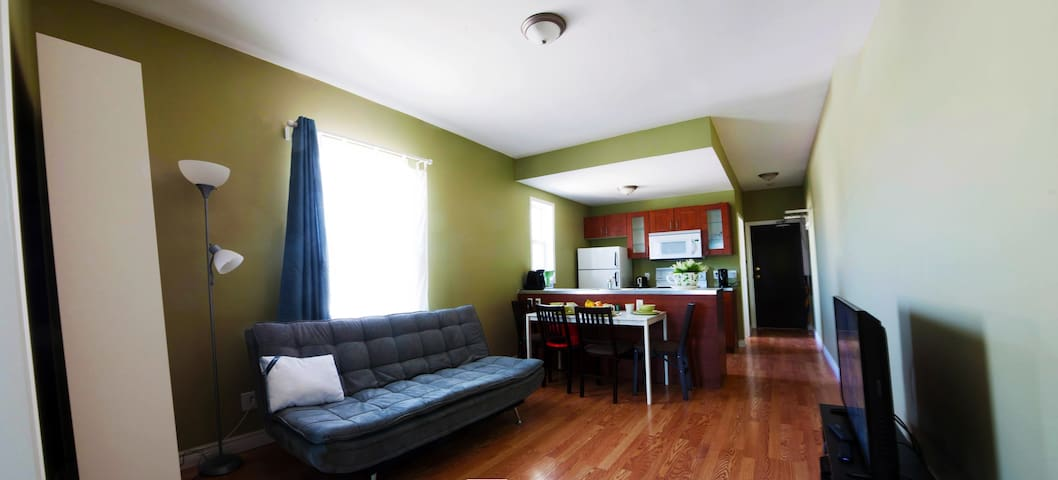 2 bedroom apartment in West End - Winnipeg - Appartement