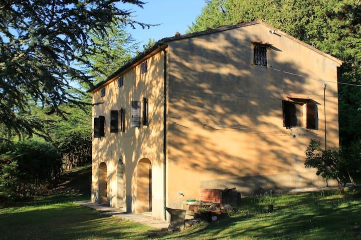 Villa Doretta - Montieri - Vila
