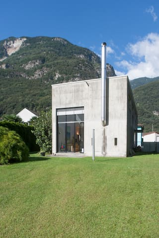 Luxury villa - Preonzo