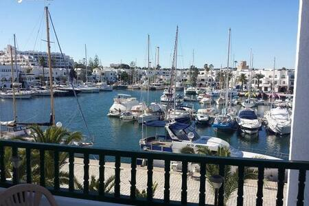 appartement port el kantaoui marina - Hammam Sousse
