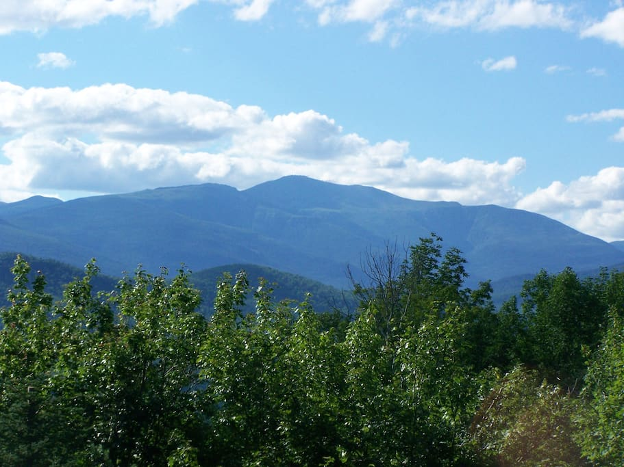 Incredible, Breathtaking Views of Mount Washington and The Presidential Mountains!