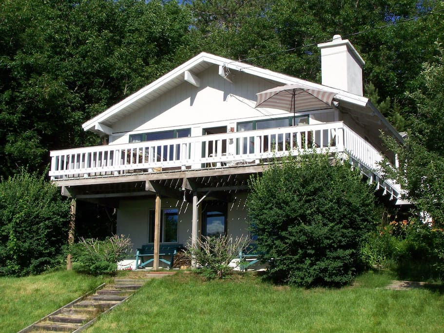 Jackson Chalet with Deck, Hot Tub, and Outdoor Dining!