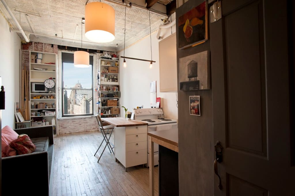 Bright Cozy Chinatown Studio Apt Apartments For Rent In New York New York United States