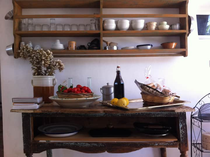 Authentic trullo in the heart of Itria Valley