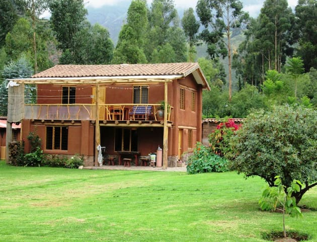 Tranquility in the Sacred Valley.  - Lamay - Casa
