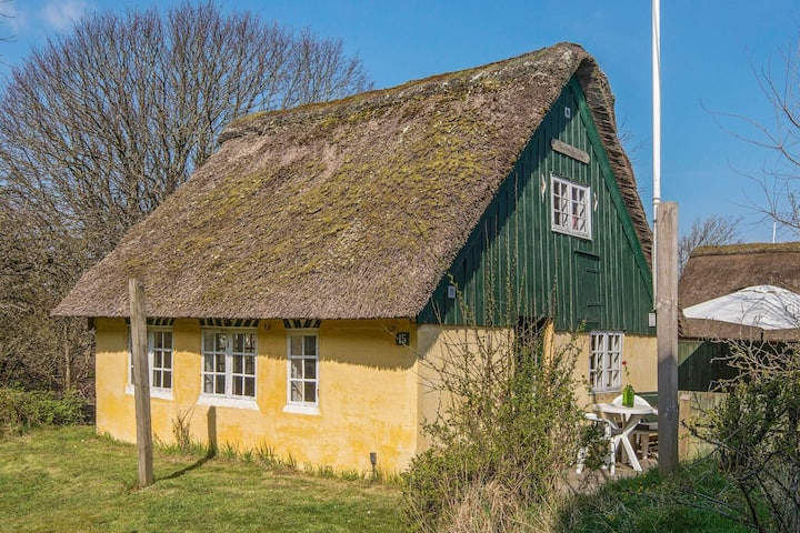 Traditional Holiday Home in Jutland near the Sea