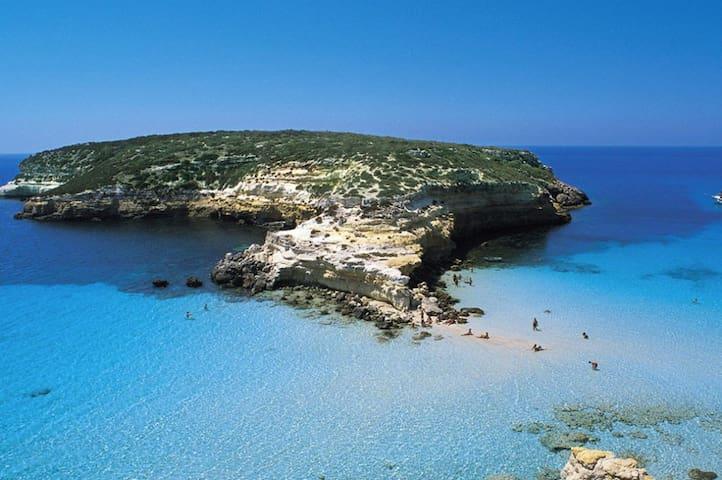 Villetta BABY ,Tipico DAMUSO Cala Creta - Cala Creta - Huis
