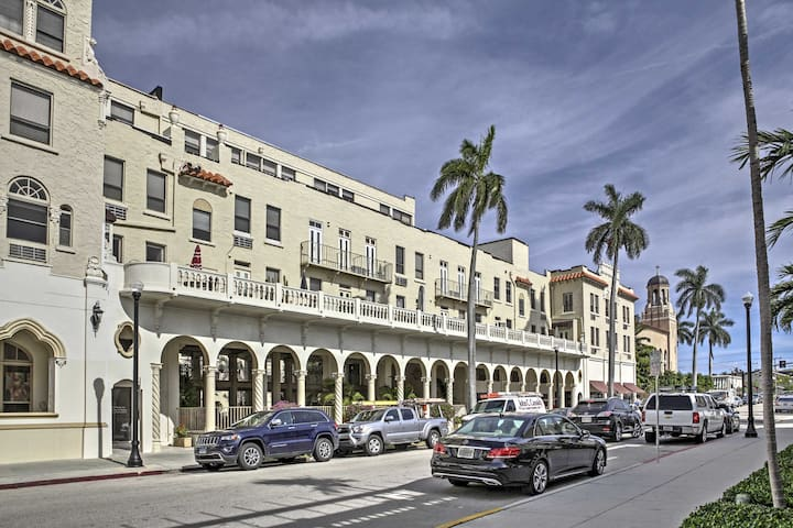 Historic Palm Beach Studio - Near the Ocean! - 棕櫚灘(Palm Beach) - 公寓