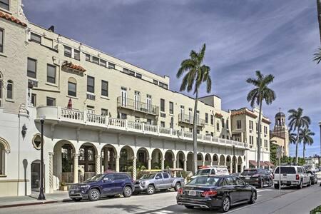 Historic Palm Beach Studio - Near the Ocean! - Palm Beach