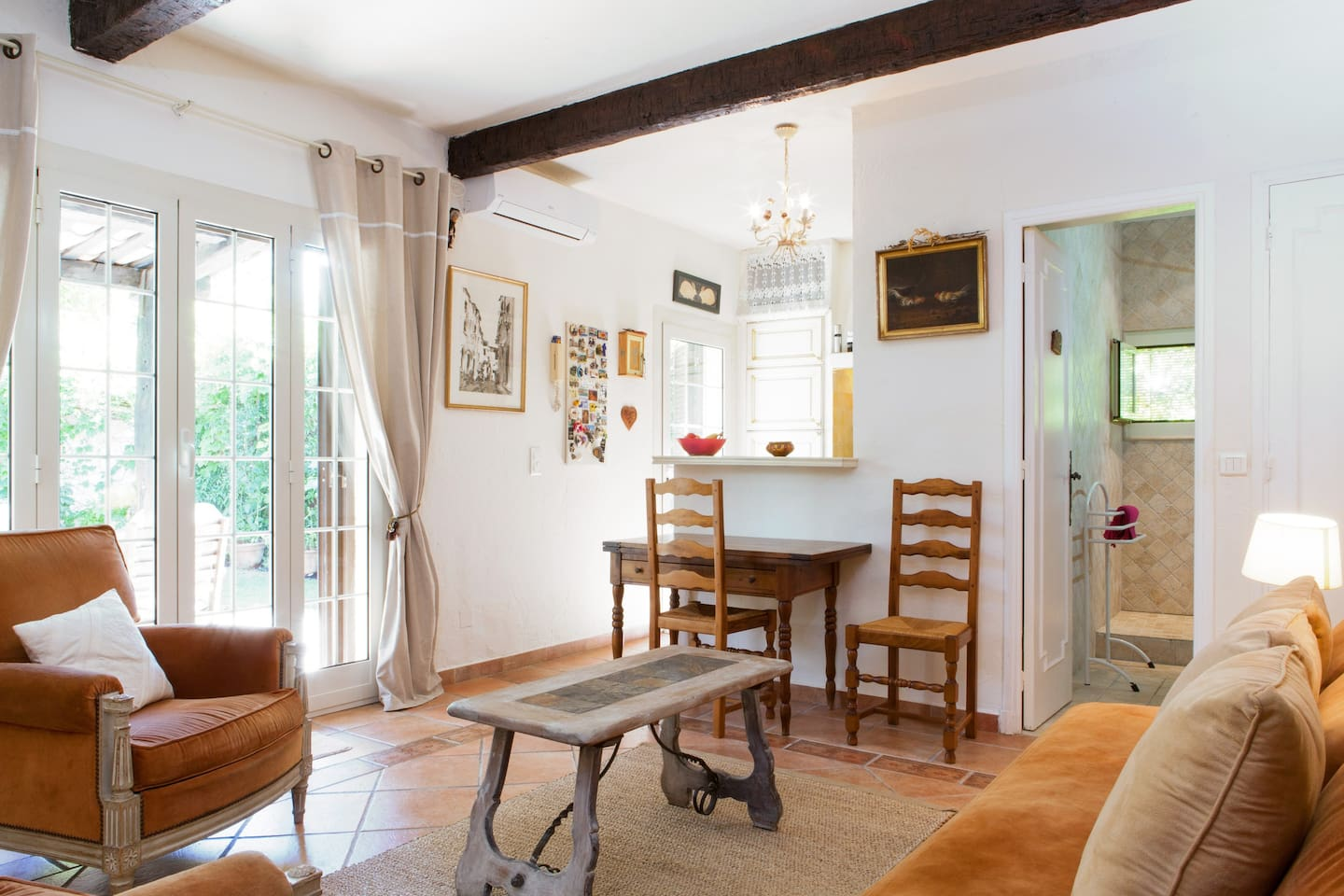 Provencal Villa in St Paul de Vence - Lofts for Rent in Saint-Paul ...
