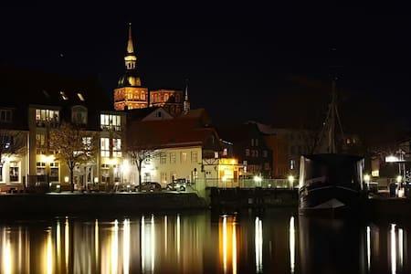 Gemütliches Zimmer am Hafen - Stralsund