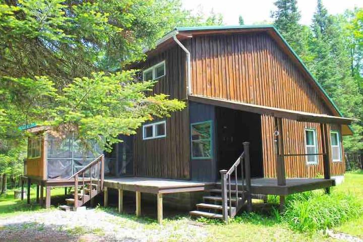 Cozy Adirondack Camping