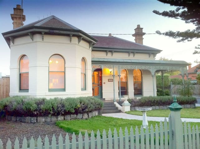 Grand Old Victorian Hawthorn Home - Hawthorn East - Dom