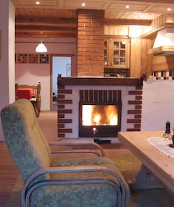 Kandallós vendégház a Bakonyalján, Gannán