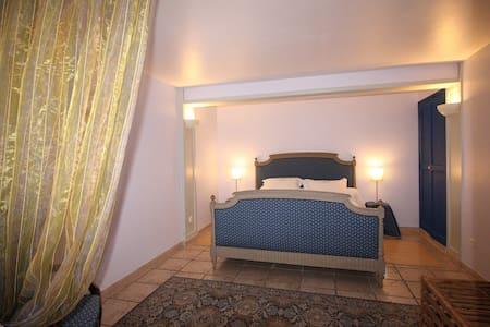 Chambre Lavande proche d'Avignon - Laudun-l'Ardoise