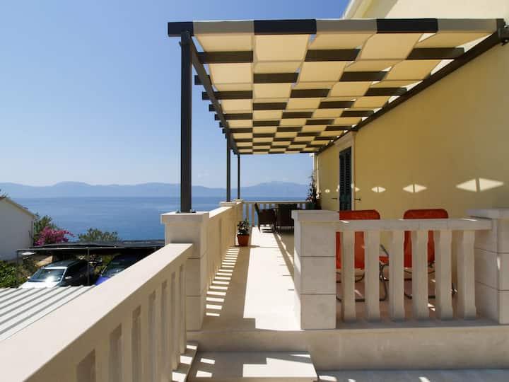 Villa Anastasia, Brist (Makarska Riviera)