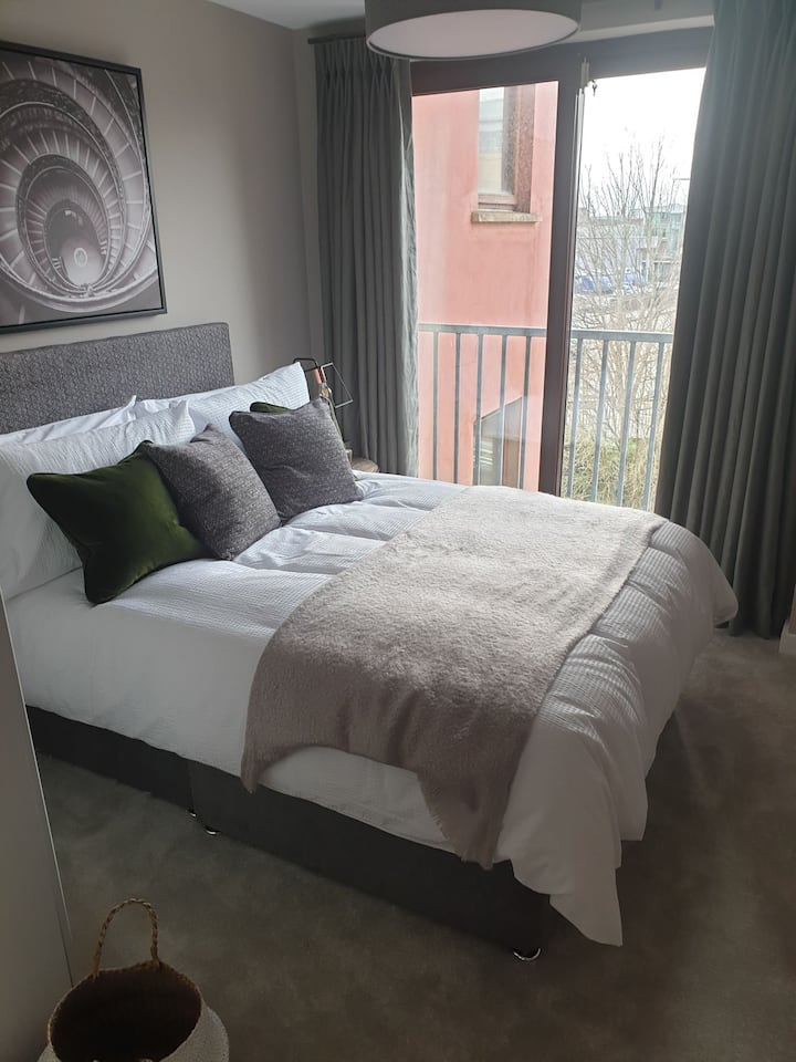 Apartment over looking the lagan