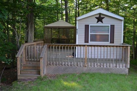 Cabin in the Poconos - Gouldsboro - Kisház